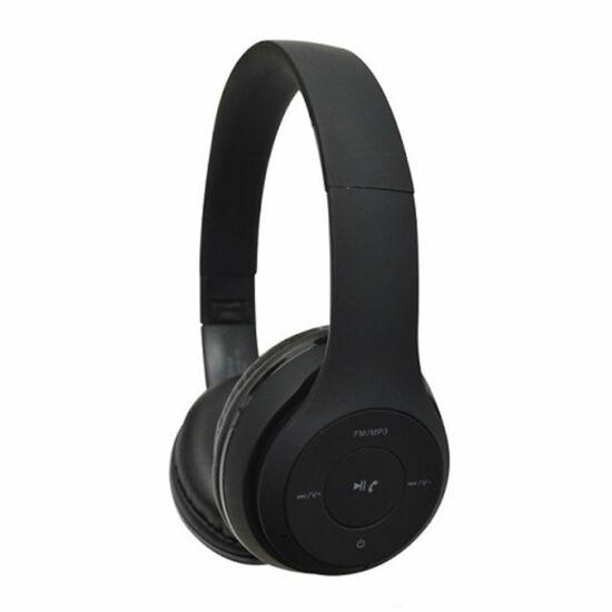 Havit bluetooth fejhallgató fekete HV-H2575BT Black