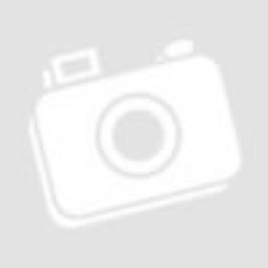 Ledes karácsonyi vintage dekoráció, télapós szögletes