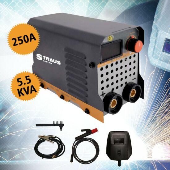 Straus inverteres 250A hegesztő ST/WD-259IV