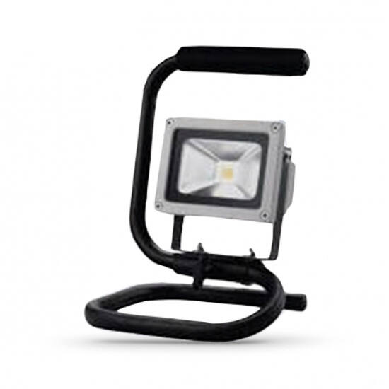 Straus 10W hordozható led lámpa